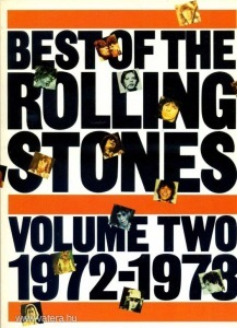 Best of Rolling Stones - Volume Two 1972-1978