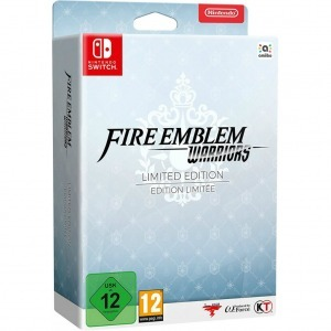 Fire Emblem Warriors - Limited edition - Konzol, játékszoftver